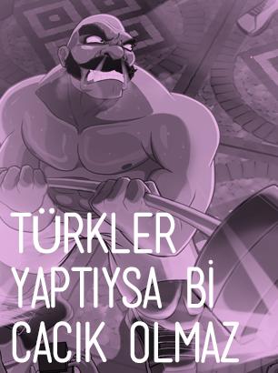 """""""Türkler yaptıysa bi cacık olmaz..."""" vs """"Türkler cin ali bile yapsa desteklerim"""""""